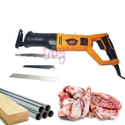 منشار كهربائي متعدد الإستخدامات الخشب، المعادن، البلاستيك، اللحم ABC Ac-16850, إيمي شيك