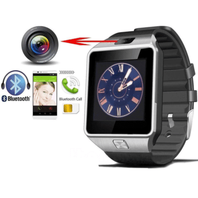 ساعة ذكية متعددة الاستخدامات SMARTWATCH SCI-TECH, إيمي شيك