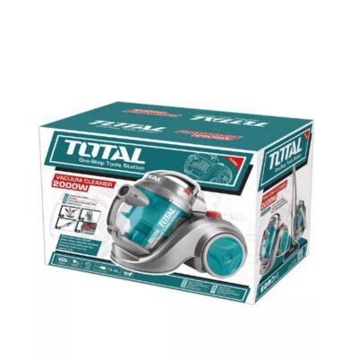 مكنسة كهربائية محمولة 2000 واط 2.5 لتر TVC20258 TOTAL, إيمي شيك