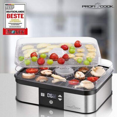 Déshydrateur Automatique D'aliments PROFI COOK PC-DR1116, imychic