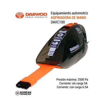 Aspirateur De Voiture DAEWOO DAVC100, imychic