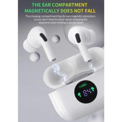 Écouteurs Bluetooth TWS Sans Fil Affichage LED F12 Pro, imychic