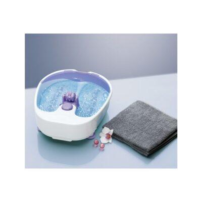 عرض حمام تدليك الأقدام بومان و جهاز تمليس البشرة و ازالة الجلد الخشن من سوناشي 2في1, إيمي شيك