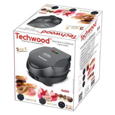 Machine à Gâteaux 3en1 830W TECHWOOD TBMC-600, imychic